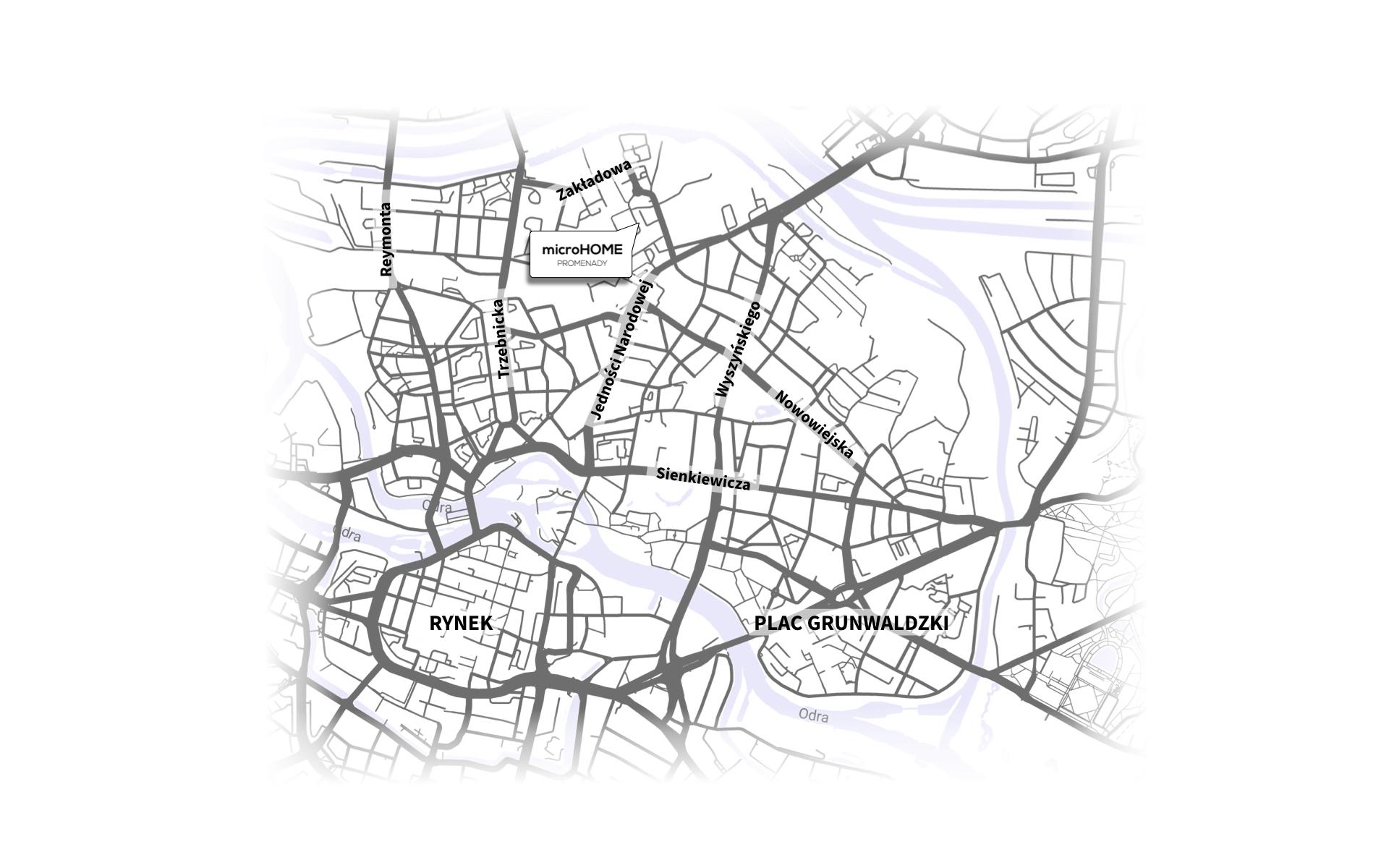 microHOME-mikroapartamenty-Wroclaw-Dom-Developer-mapa